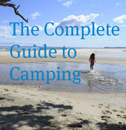 Complete Guide to Camping on the Coromandel Brochure