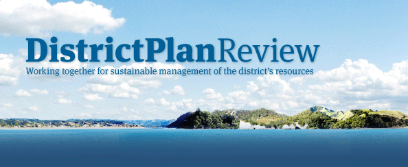 District Plan Review banner
