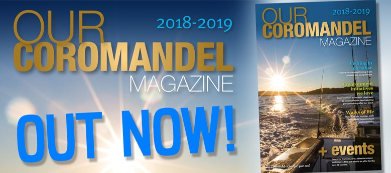 Get the latest Our Coromandel eMagazine now