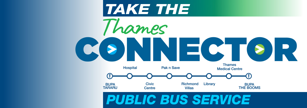 Thames Connector bus trial