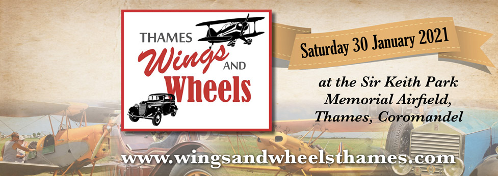 Wings and Wheels, Thames