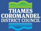 Thames-Coromandel Distric Council logo
