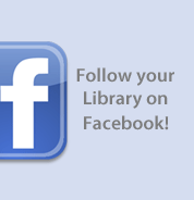 Follow your Library on Facebook