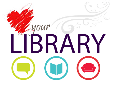 Love your Library banner